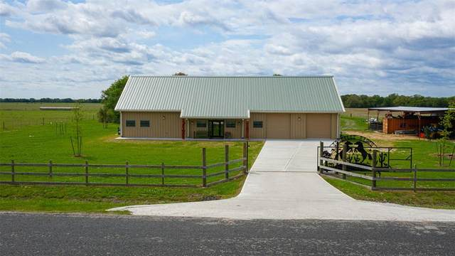 3123 County Road 312, Louise, TX 77455 (#32288058) :: ORO Realty