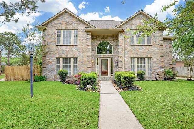 16910 Canyon Laurel Court, Spring, TX 77379 (MLS #32292176) :: Ellison Real Estate Team