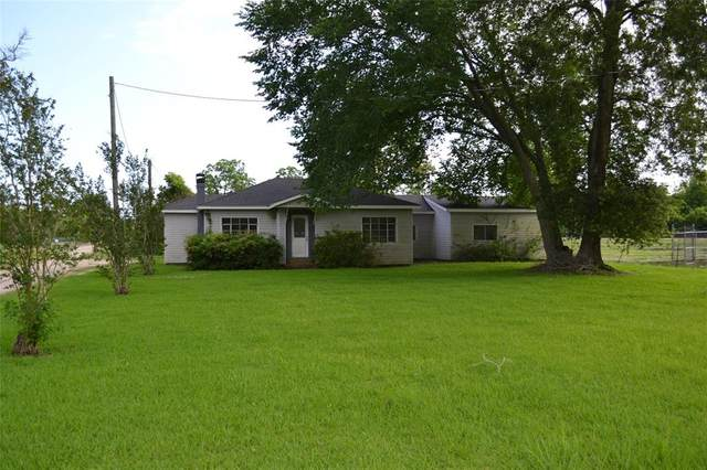 10184 Us Highway 90 E, Ames, TX 77575 (MLS #32308287) :: The SOLD by George Team