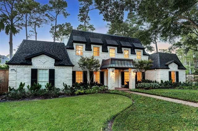 5 Shannon Circle, Hunters Creek Village, TX 77024 (MLS #32313585) :: My BCS Home Real Estate Group