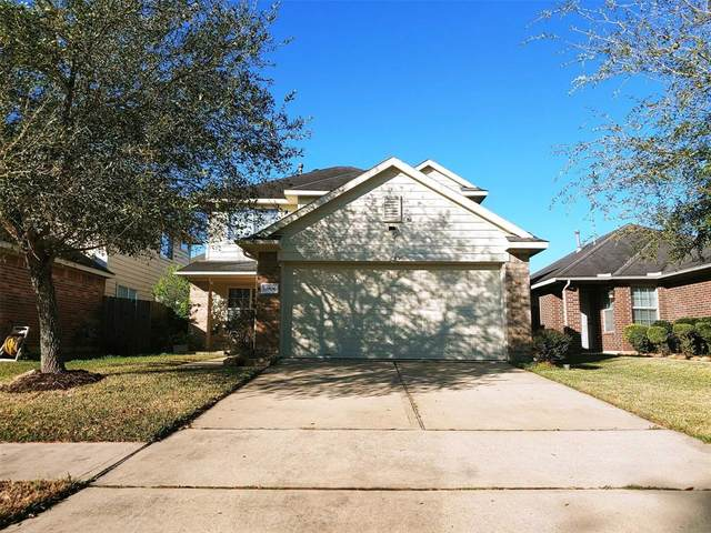 12806 Boris Cove Trail, Houston, TX 77047 (MLS #32314782) :: The SOLD by George Team