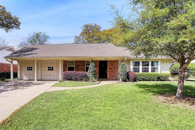 7818 Meadowvale Drive, Houston, TX 77063 (MLS #32315694) :: REMAX Space Center - The Bly Team