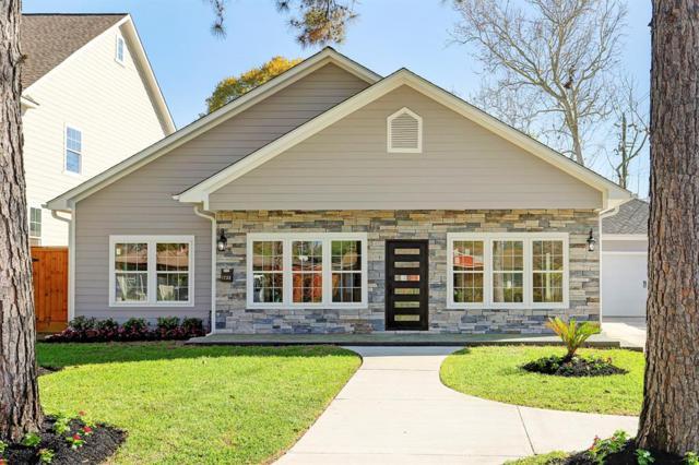 1733 Saxon Drive, Houston, TX 77018 (MLS #32327920) :: King Realty