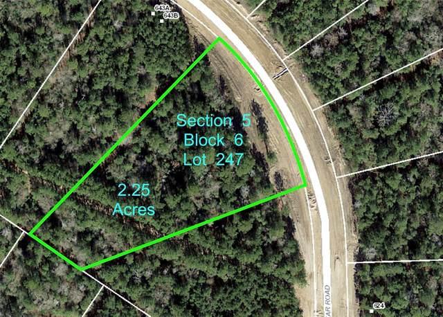 5-6-247 Lonestar Road, Huntsville, TX 77340 (MLS #32332668) :: My BCS Home Real Estate Group