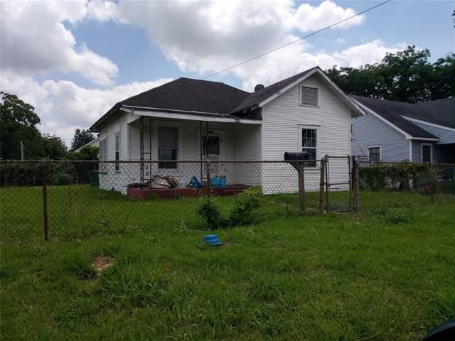 7220 Avenue K, Houston, TX 77011 (MLS #32336920) :: Green Residential