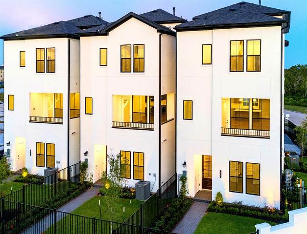 2806 Grand Fountains Drive B, Houston, TX 77054 (MLS #3235605) :: Guevara Backman