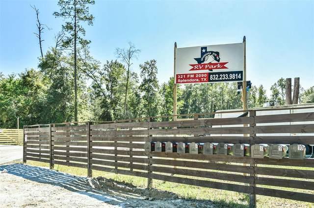 321 Fm 2090 Road E, Splendora, TX 77372 (MLS #32367508) :: The SOLD by George Team