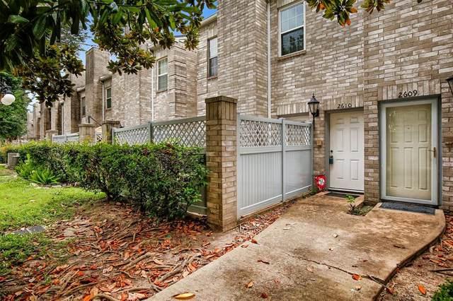6000 Reims Road #2610, Houston, TX 77036 (MLS #32368238) :: Green Residential