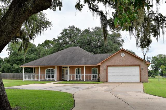 1132 Bar X Trail, Angleton, TX 77515 (MLS #32386653) :: The Heyl Group at Keller Williams