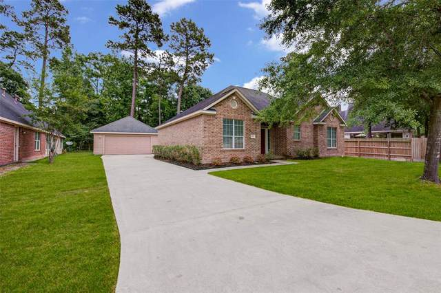 611 Spring Forest Drive, Conroe, TX 77302 (MLS #32386998) :: The SOLD by George Team