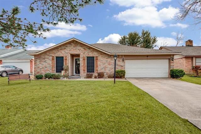 11642 Corkwood Drive, Houston, TX 77089 (MLS #32387031) :: Bray Real Estate Group