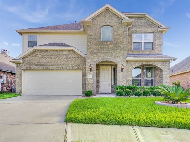 3003 Monticello Pines Lane, League City, TX 77573 (MLS #32397667) :: The Bly Team