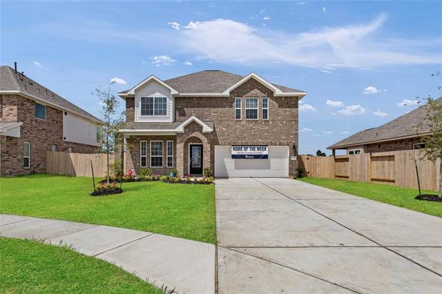 3614 Gracie Circle, Pearland, TX 77584 (MLS #32402084) :: Connect Realty
