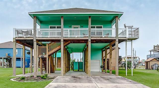 889 West Lane, Crystal Beach, TX 77650 (MLS #32403261) :: Connell Team with Better Homes and Gardens, Gary Greene