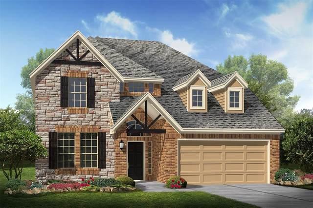 1812 Alyssa Way, Alvin, TX 77511 (MLS #32411921) :: Green Residential