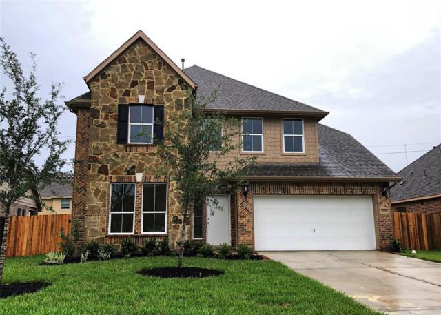 1737 Oakdale Mist Drive, Dickinson, TX 77539 (MLS #32416179) :: Texas Home Shop Realty