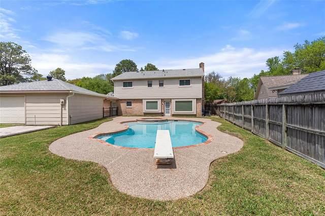 16109 Crawford Street, Jersey Village, TX 77040 (MLS #32416341) :: The Sansone Group