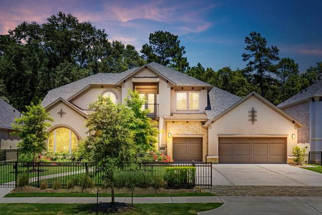 10569 Lake Palmetto Drive, Conroe, TX 77385 (MLS #32418175) :: The Home Branch