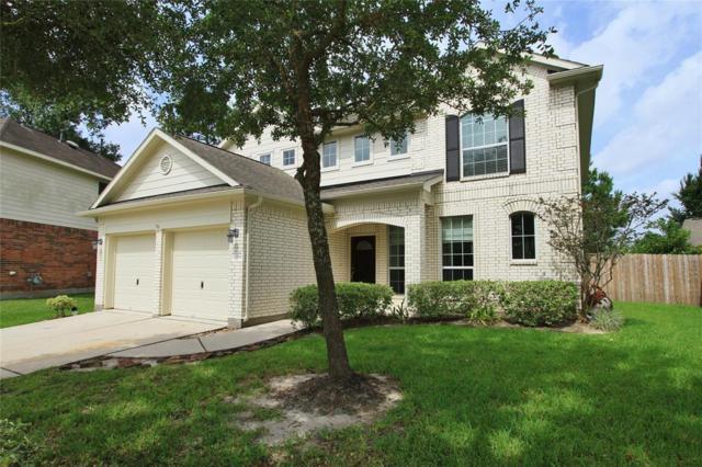 25504 Oakhurst Trails Court, Porter, TX 77365 (MLS #32430062) :: The Home Branch