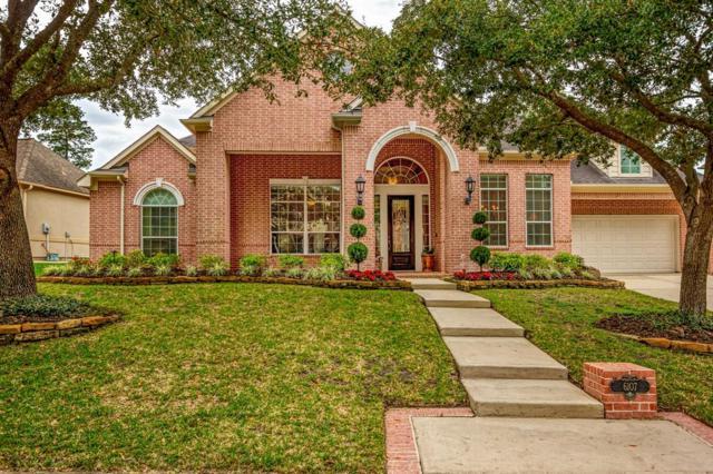 6107 Peachtree Hill Court, Kingwood, TX 77345 (MLS #32431443) :: Fairwater Westmont Real Estate