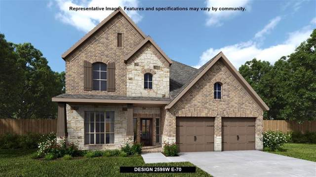2047 Blackhawk Ridge Lane, Manvel, TX 77578 (MLS #3243989) :: The Queen Team