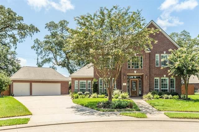 55 Snowberry Court, Lake Jackson, TX 77566 (MLS #32442538) :: The Heyl Group at Keller Williams