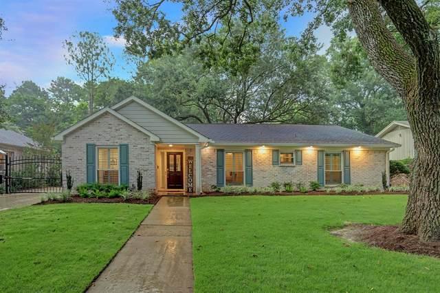 2303 Briarpark Drive, Houston, TX 77042 (MLS #32458054) :: My BCS Home Real Estate Group