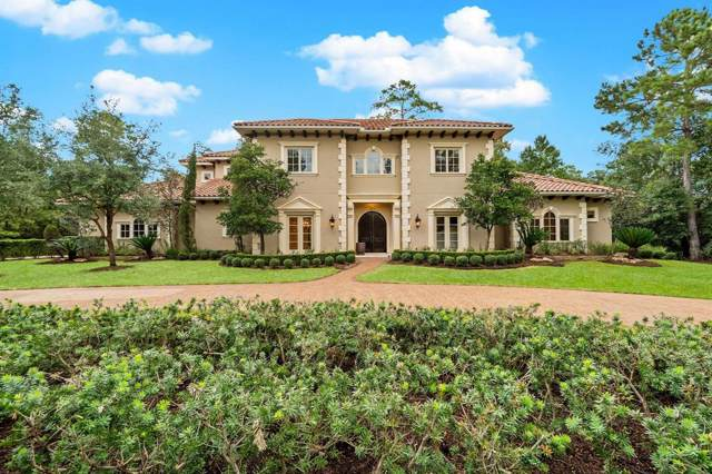 2 Clubview Court, The Woodlands, TX 77382 (MLS #32460384) :: The Jill Smith Team