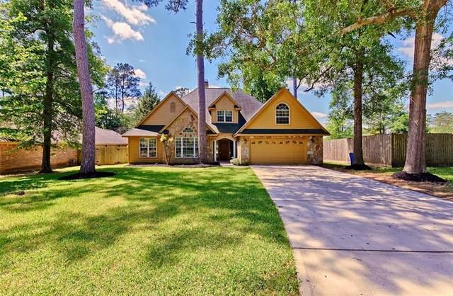 12315 Pegasus, Willis, TX 77318 (MLS #32464741) :: Connect Realty
