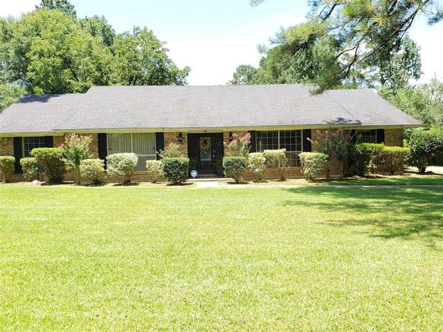 1438 E Gibson Street, Jasper, TX 75951 (MLS #32481220) :: The SOLD by George Team