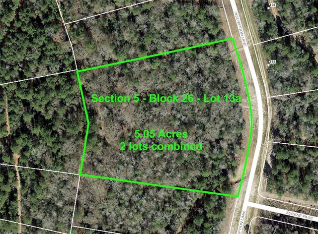 5-26-13a Inscription Lane, Huntsville, TX 77340 (MLS #32481432) :: The Freund Group