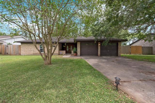 5008 Longshadow Drive, Dickinson, TX 77539 (MLS #32488874) :: The SOLD by George Team