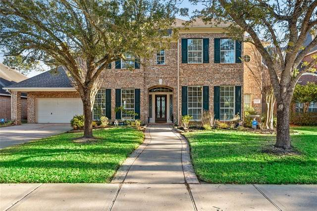 2915 Covebrook Drive, Pearland, TX 77584 (MLS #32495939) :: Christy Buck Team