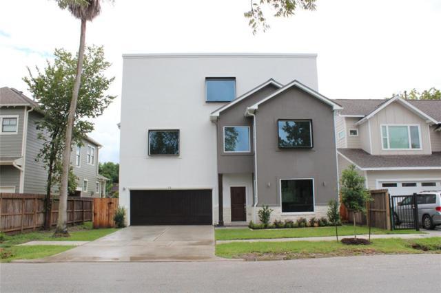 712 E 26th Street, Houston, TX 77009 (MLS #32502503) :: The Heyl Group at Keller Williams