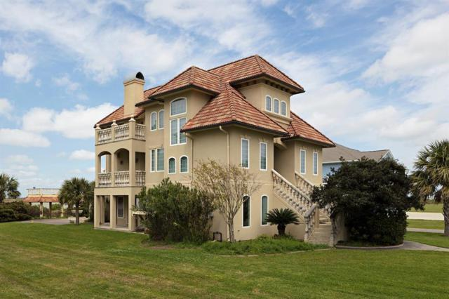 1809 Laguna Harbor Estate Boulevard, Port Bolivar, TX 77650 (MLS #32502681) :: Texas Home Shop Realty