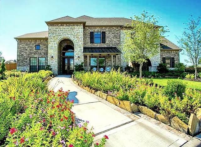 2872 Ragusa Lane, League City, TX 77573 (MLS #32515184) :: Texas Home Shop Realty