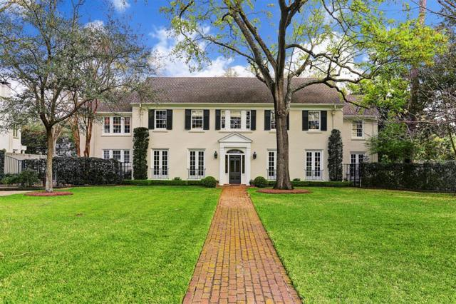 3024 Del Monte Drive, Houston, TX 77019 (MLS #32534191) :: Texas Home Shop Realty