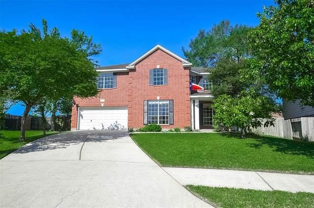 742 Merrimac Ridge Lane, Spring, TX 77373 (#32534438) :: ORO Realty