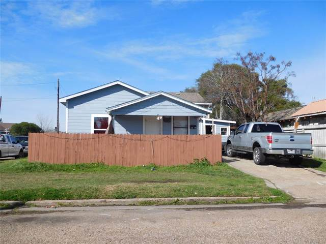 5328 Avenue M 1/2, Galveston, TX 77551 (MLS #32535482) :: Texas Home Shop Realty