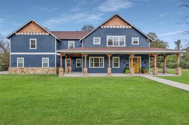 99 Almeda Street, Cleveland, TX 77327 (MLS #32538353) :: Giorgi Real Estate Group