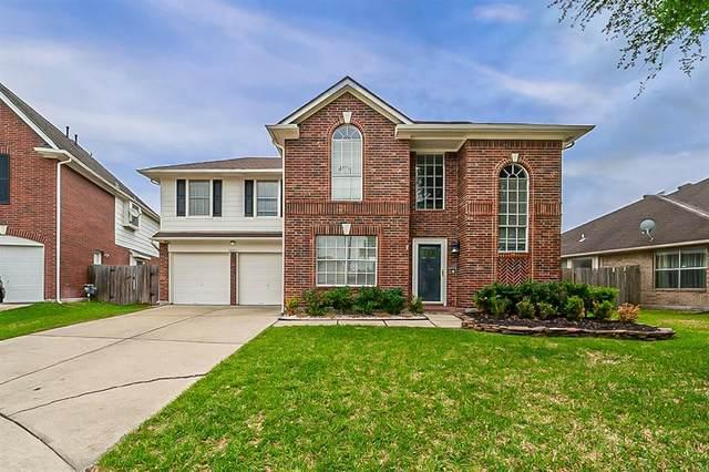 16911 Hidden Treasure Circle, Friendswood, TX 77546 (MLS #3254059) :: Texas Home Shop Realty