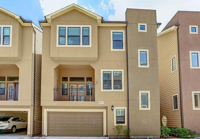 1603 W 24th Street A, Houston, TX 77008 (MLS #32544023) :: Green Residential