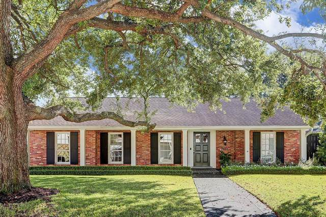 1411 Briarmead, Houston, TX 77057 (MLS #3254727) :: The Freund Group