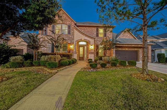 17222 Inyo National Drive, Humble, TX 77346 (MLS #32552370) :: The Freund Group