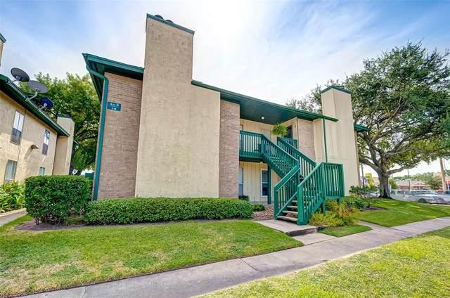 1516 Bay Area Boulevard D6, Houston, TX 77058 (MLS #32558653) :: Texas Home Shop Realty