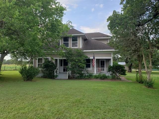 2355 Interstate 10, Weimar, TX 78962 (MLS #32566062) :: Ellison Real Estate Team