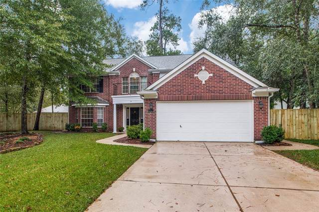 70 E Rumplecreek Place, The Woodlands, TX 77381 (MLS #32569437) :: My BCS Home Real Estate Group