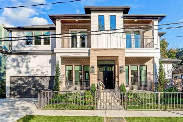 1422 Lawrence Street, Houston, TX 77008 (MLS #32572445) :: The Freund Group