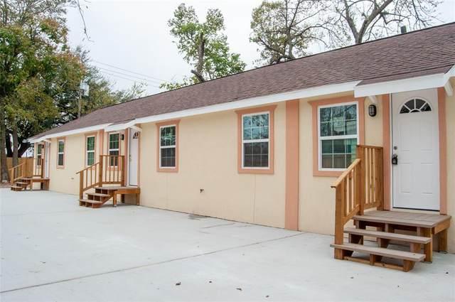 912 Virginia Street #1, South Houston, TX 77587 (MLS #32577139) :: Michele Harmon Team