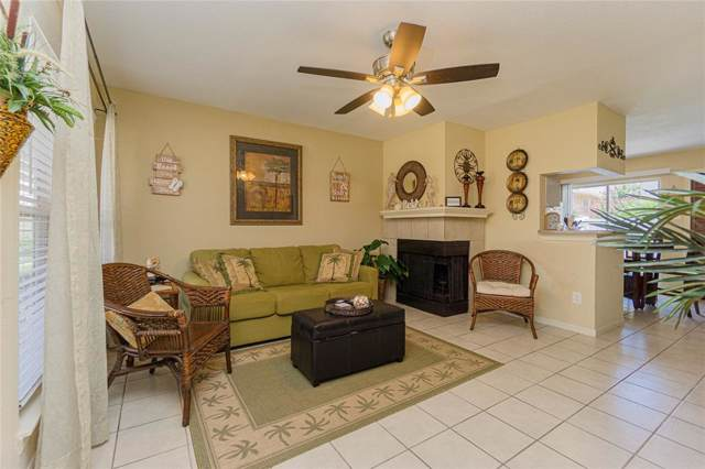 3506 Cove View Boulevard #1701, Galveston, TX 77554 (MLS #32579086) :: The Bly Team